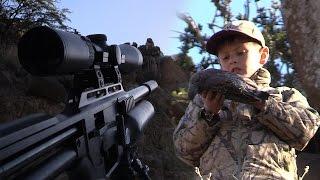 getlinkyoutube.com-Random Hunts Vol.1 - Air Arms S510, FX Impact, BSA Scorpion