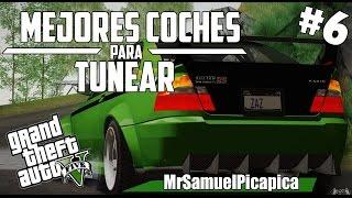 getlinkyoutube.com-GTA V || MEJORES COCHES PARA TUNEAR #6 + BONUS CAR [MrSamuelPicapica]