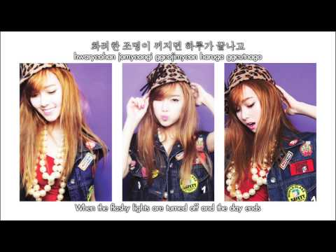 SNSD - Promise (Hangul &amp; Romanization &amp; Eng Sub)