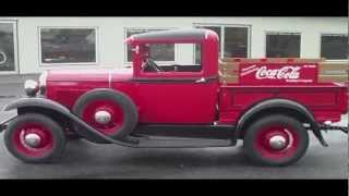 getlinkyoutube.com-1931 Ford Model A pickup