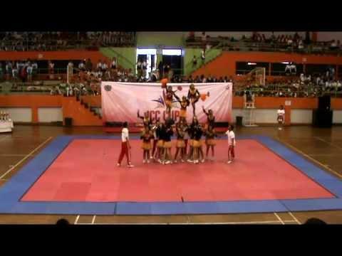 TIGERS (SMP 161 Jakarta) | ICC CUP 2013 | 3rd Place Rutin Bebas SMP Senior