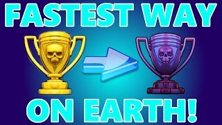 getlinkyoutube.com-ONE OF THE MOST EFFICIENT WAYS TO GAIN TROPHIES | CoC Strategy Town Hall 7 , 8 , 9 & 10!