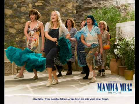 Mamma Mia! Movie Soundtrack- Dancing Queen
