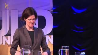 Anna Kinberg Batra: Öppenhet skapar förtroende och det i sin tur handel och utbyten