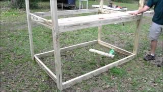 getlinkyoutube.com-Chicken coop project part 1