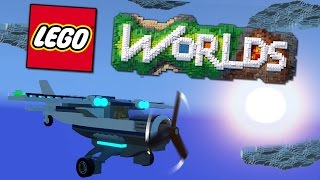 getlinkyoutube.com-I'M A DRAGON WIZARD | Lego Worlds #2
