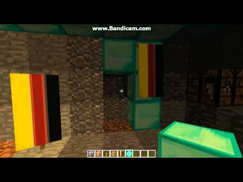 Minecraft 14w30b Flag banners Brazil, Deutsch.....