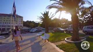 getlinkyoutube.com-MAKARSKA w PIGUŁCE - #3 - Spacerem przez Makarską - Restauracja, Atrakcje, Imprezy :) 4k