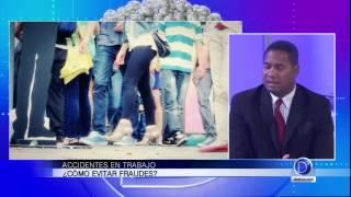 El abogado Victor Arias explica como evitar fraudes cuando se sufre un accidente en el trabajo
