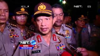 getlinkyoutube.com-Polisi Bubarkan Demo Buruh - NET24