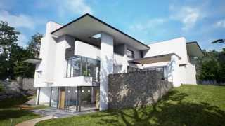 getlinkyoutube.com-Modern House - Real Time Interactive Visualization