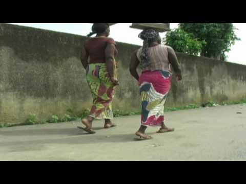 Ivory Coast-- Sights, Sounds, Motion--Work, Dance MAPOUKA, LIFE