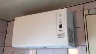 getlinkyoutube.com-富士市 浴室 暖房 換気乾燥機 パナソニック バス換気乾燥機