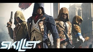 getlinkyoutube.com-Assassin's Creed AMV 2016 - Skillet - Comatose, Awake and Alive, Monster,The Black.[HD]