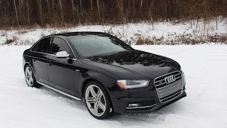 5 Things I Love About My Audi S4!