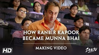 SANJU: Ranbir Kapoor to Munna Bhai - The Transformation | Rajkumar Hirani | In Cinemas Now