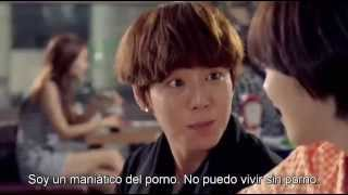 getlinkyoutube.com-To the beautiful you sub español cap 3