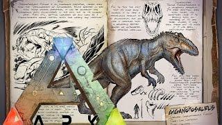 getlinkyoutube.com-ARK Survival Evolved Gameplay: GIGANOTOSAURUS TAMING!!! [Ep 82]