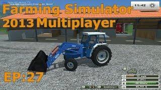 getlinkyoutube.com-Farming Simulator 2013 - Modded Multiplayer - EP:27