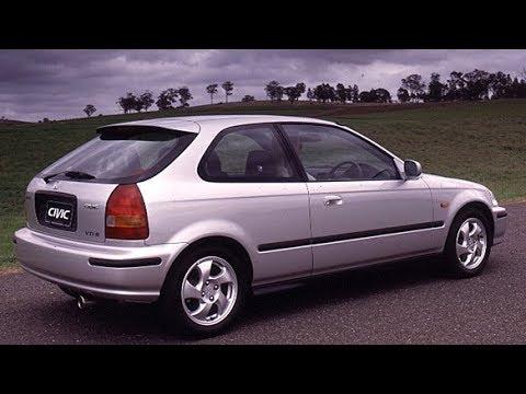 Хонда - замена прокладки клапана VTEC
