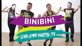 Binibini by Inigo Pascual | Zumba® | Live Love Party™ | Dance Fitness