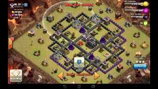 getlinkyoutube.com-The Secret to All LavaLoon Attacks (TH9 & 10)!