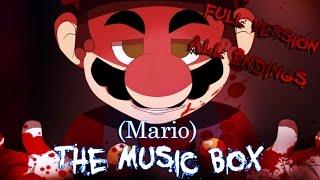 getlinkyoutube.com-(Mario) The Music Box | RPG Maker Horror [ All Endings ]