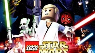 getlinkyoutube.com-Lego Star Wars - The Movie (Better Graphics)