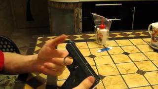 getlinkyoutube.com-Обзор газового пистолета Reck Perfecta mod  FBI 8000