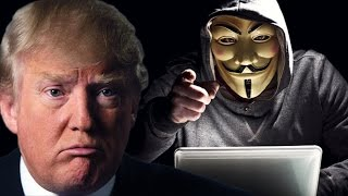 getlinkyoutube.com-Anonymous Threatens Donald Trump With A Leak That Could Destroy Him