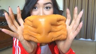 getlinkyoutube.com-SQUISHIEST BREAD EVER!