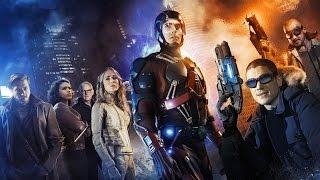 getlinkyoutube.com-DC Comics Legends of Tomorrow | official First Look trailer (2016) Wentworth Miller Dominic Purcell