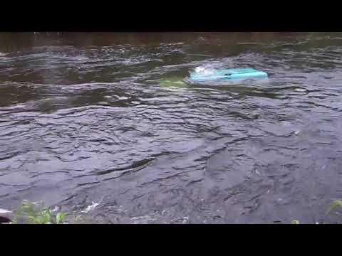 Луаз затонул