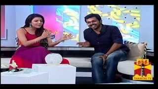 getlinkyoutube.com-NATPUDAN APSARA - Karthi & Kajal Agarwal Seg-1 Thanthi TV 02.11.2013