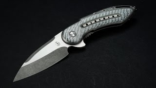 getlinkyoutube.com-Todd Begg Knives Glimpse 6.0 w/special appearance by the Mini Glimpse Fixed Blade