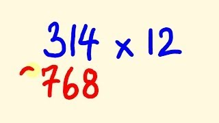 getlinkyoutube.com-How to easily multiply any number by twelve