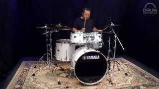 getlinkyoutube.com-YAMAHA Stage Custom Birch