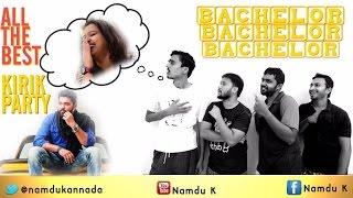 getlinkyoutube.com-Bachelor Bachelor Bachelor | Kannada funny vines | Kirik Party Kannada film|Jhankar Music
