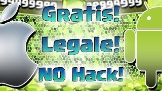 getlinkyoutube.com-Gemme GRATIS Clash ROYALE! NO Trucchi - LEGALE [Android;iOS]
