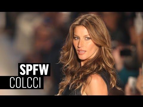 SPFW: Gisele Bündchen ofusca desfile da Colcci