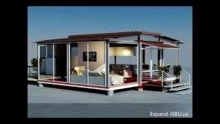 getlinkyoutube.com-Mobile home - EBS block-expandable building system block