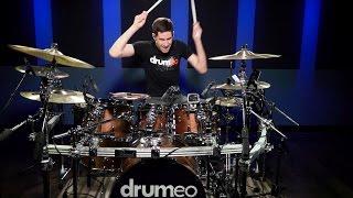 getlinkyoutube.com-Metallica - Enter Sandman - Drum Cover