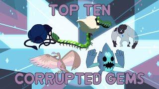 getlinkyoutube.com-Top 10 Corrupted Gem Designs | 30,000 Subscriber Video
