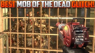Black Ops 2 Zombie Glitches: BEST WORKING GLITCH ON MOB OF THE DEAD! (High Rounds)