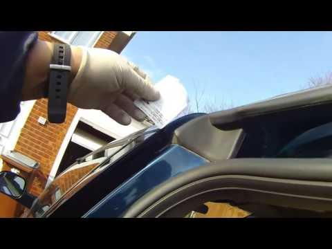 Как отрегулировать двери Chrysler Dodge