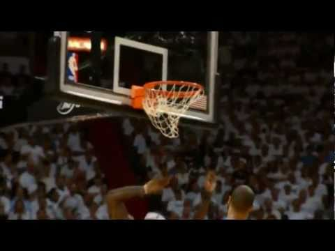 LeBron James Top 10 Dunks - 2011 Playoffs