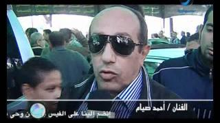 getlinkyoutube.com-تشييع جنازة الفنانة الكبيرة خيرية احمد