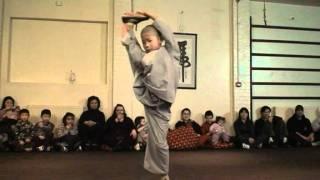 Shaolin Kids Kung Fu