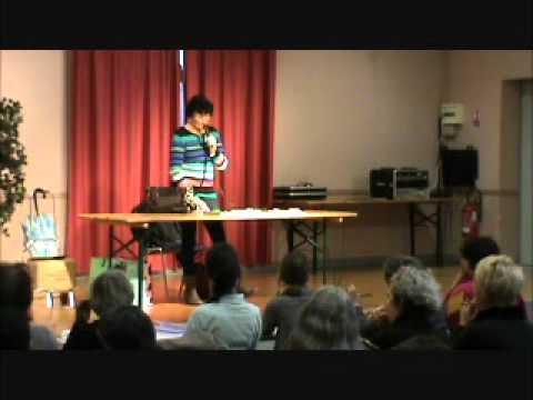 Conférence France Guillain au Pays Basque 19/2/12 partie 7