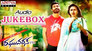 getlinkyoutube.com-Raghuvaran B Tech Telugu Movie || Full Songs Jukebox || Dhanush, Amala Paul